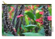 Spiky Flowers Carry-all Pouch