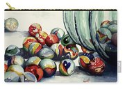 Spilled Marbles Carry-all Pouch