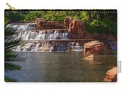 Spilling Over Waterfall Carry-all Pouch
