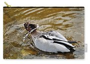 Spin Dry Duck Carry-all Pouch