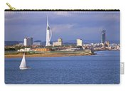 Spinnaker Tower And Gunwharf Quays Carry-all Pouch