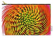 Spinning Watercolor  Carry-all Pouch