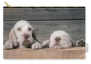 Spinone Puppies Carry-all Pouch