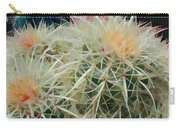 Spiny Barrel Cactus Carry-all Pouch