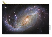 Spiral Galaxy Ngc 1672 Carry-all Pouch