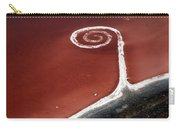 Spiral Jetty From The Air Carry-all Pouch