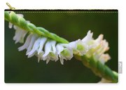 Spiral Ladies' Tresses Carry-all Pouch