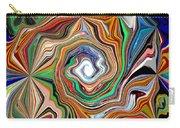 Spiral Splendor Carry-all Pouch
