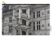 Spiral Staircase Chateau Blois  Carry-all Pouch