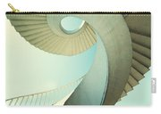 Spiral Stairs In Pastel Tones Carry-all Pouch