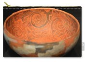 Spirals In Polychrome Carry-all Pouch