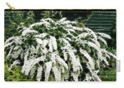 Spirea Expressive Brushstrokes Carry-all Pouch