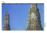 Spires Of The Temple Of Dawn Carry-all Pouch