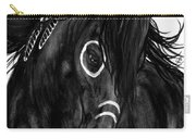 Spirit Feathers Horse Carry-all Pouch
