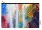 Spirit Of Life - Abstract 5 Carry-all Pouch