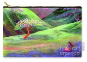 Spirit Of Spring Carry-all Pouch by Jane Small