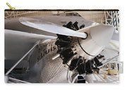 Spirit Of St. Louis Carry-all Pouch by Michelle Calkins