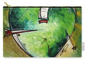 Spirit Of The Heart By Madart Carry-all Pouch