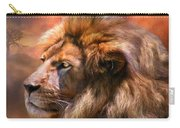Spirit Of The Lion Carry-all Pouch