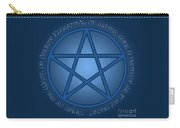 Spirit Of Water Carry-all Pouch