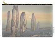 Spirits Of Callanish Isle Of Lewis Carry-all Pouch