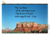 Spiritual Laws Carry-all Pouch