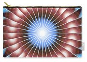 Spiritual Pulsar Kaleidoscope Carry-all Pouch