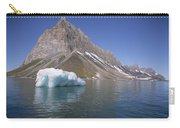 Spitsbergen Islandn Svalbard Norwegian Carry-all Pouch
