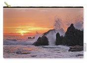 Splash  Carry-all Pouch by Marcia Colelli