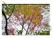 Splash Of Autumn Colors Carry-all Pouch