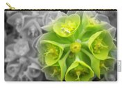 Splash Of Green Carry-all Pouch