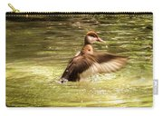 Splashing In The Water Carry-all Pouch