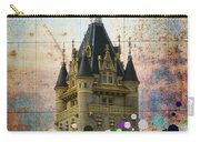 Splattered County Courthouse Carry-all Pouch
