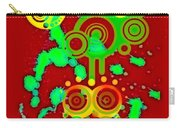 Splattered Series 10 Carry-all Pouch