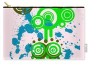 Splattered Series 4 Carry-all Pouch