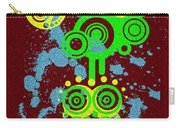 Splattered Series 6 Carry-all Pouch