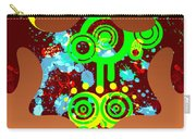 Splattered Series 9 Carry-all Pouch