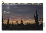 Splender At Sunset Carry-all Pouch