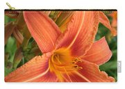Splendid Day Lily Carry-all Pouch