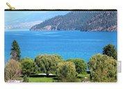 Splendid Kalamalka Lake Carry-all Pouch