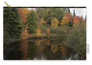 Splendor On A River Carry-all Pouch
