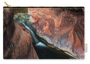 Splendor On Quail Creek Carry-all Pouch