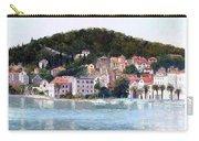 Split Harbour Croatia Carry-all Pouch
