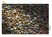 Split Pea Abstract Carry-all Pouch