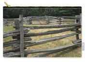 Split Rail Corral Carry-all Pouch