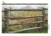 Split-rail Fence - Vertical Carry-all Pouch
