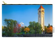Spokane Fall Colors Carry-all Pouch