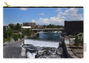 Spokane Falls And Riverfront Carry-all Pouch