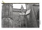 Classic Goth Carry-all Pouch by France  Art