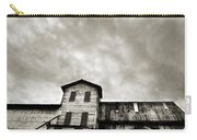 Spooky Grain Elevator Carry-all Pouch